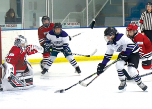 Minor hockey report: wins, losses, and even a tie