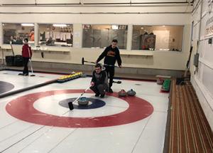 Numbers good in junior curling
