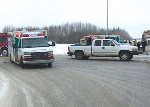Injury crash highlights the perils of Hwy. 88 and Caribou Trail intersection