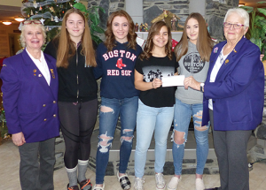 Royal Purple donations help various programs