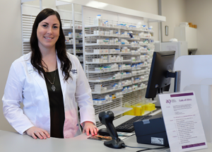New pharmacy owner hopes people 'will see the difference'