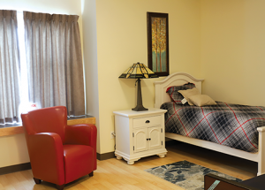 Supportive living at Points West Living Slave Lake