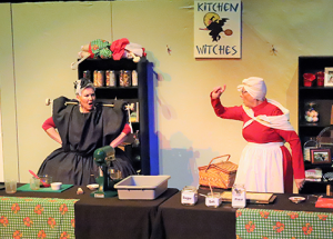 Encouraging results for latest live theatre production