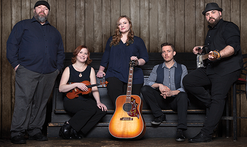 Drive your winter blues away with the Derina Harvey Band