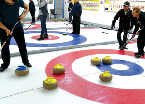 Loggers Bonspiel wraps up Kinuso curling season