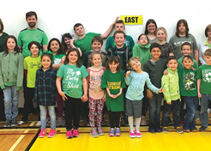 Humboldt Strong and Green Shirt Day