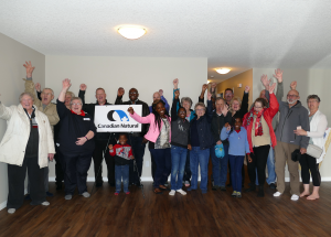 Habitat for Humanity hands over fourth Slave Lake home