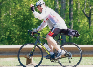 Local biker in 20th year of ride for MS