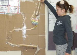 Rube Goldberg has nothing on St. Mary's inventors