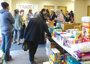 Slave Lake steps up to help High Level evacuees