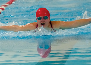 Sharks take a bite out of competition at home meet