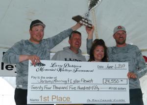 Filewich/Manning win Dahlgren Memorial