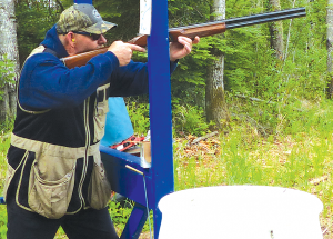 Shooters gather to fire away for a good cause