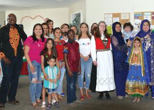 Food, fun, and cultural attire