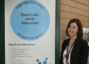Wendy Cahill joins SLAEC team