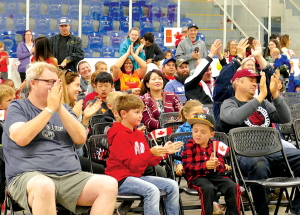 Communities celebrate Canada's birthday