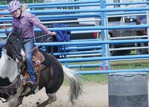 Smith hosts Alberta Barrel Race Association race