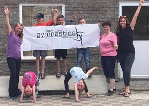 SL gymnastics club has a home and six coaches