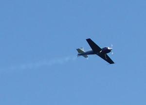 Air show pilot dies in crash at Smith-Hondo Fall Fair