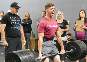 The second Festivus Games at Slave Lake Crossfit