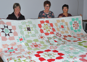 HP Quilt Show Oct. 19 to 20