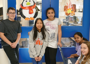 E.G. Wahlstrom students gearing up for Winter Wonderland Dec. 17