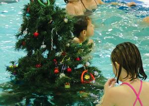 Aquatic Christmas trees???