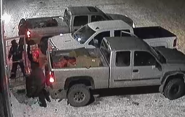 RCMP respond quickly, but tool thieves were faster