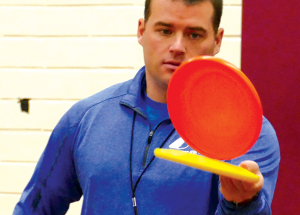 Frisbee tips and tricks