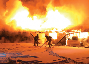 Regional fire service breaks record in 2019 and is averaging more than a call per day in 2020