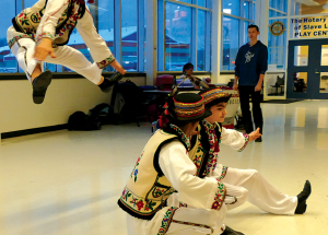 Ukrainian society offering classes and winter celebration