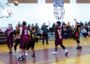 School basketball season winding down