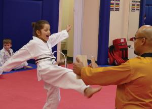 AB Taekwondo students win medals in Westlock