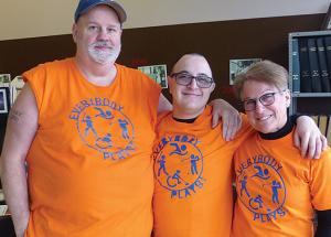 Everybody plays! Local man starts Special Olympics-type program