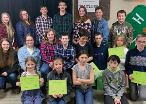 Slave Lake hosts 4H East Peace District Communications Competition