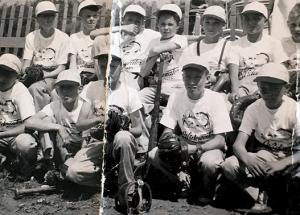 When baseball was king