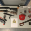 Drug trafficking and firearms charges from curfew check
