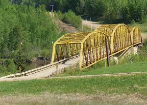 Wartime bridge still in use – how long can it last?