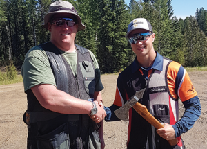 Slave Lake hosts AB shooting provincials; locals do well