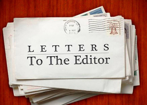 Letters to the Editor – from Arnold Viersen