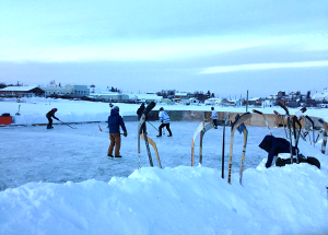 Pond hockey program a go, with only slight changes